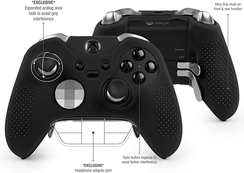 how to fix the grips on the elite controller