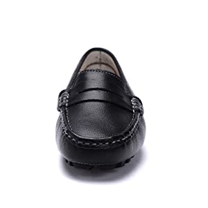 a96ea13155c Slip-On Penny Loafers Features by SUNROLAN