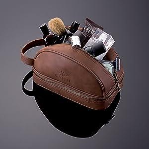 travel toiletry bag for men