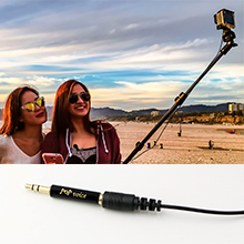 Selfie shooting recording