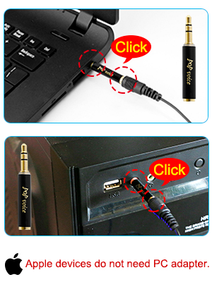 mic for iPhone pc computer youtube recording mic lavalier mic for apple iPhone android phones