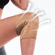 Sparthos Breathable Knee Sleeves