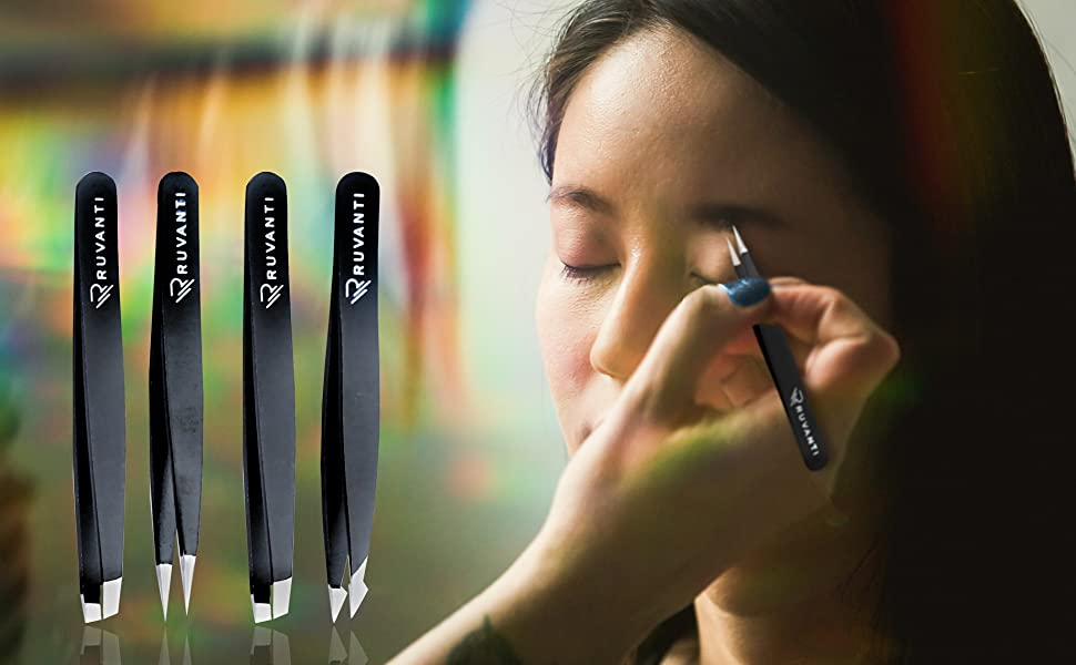 Eye brow Tweezers tweezers tweezer for ingrown hairs