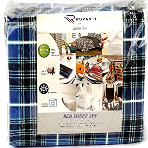 flannel queen  bed sheets set  100 % cotton  bed sheet set queen bed set cotton flannel