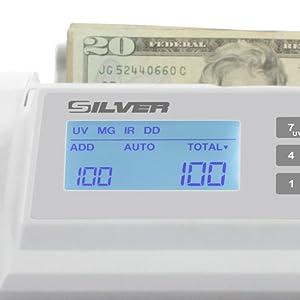 counterfeit detection methods uv mg ir dd