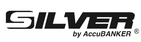 silver by accubanker logo