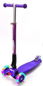 ChromeWheels Scooter for Kids