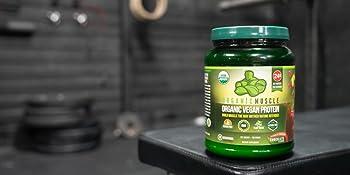 Organic Vegan Protein Gym