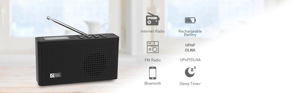 WR26 FM radios