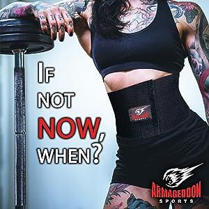 waist trimmer belt sauna wrap belly fat remover fat burner
