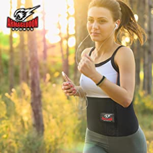 waist trimmer belt for men and women sauna wrap belly burner fat remove neoprene belt