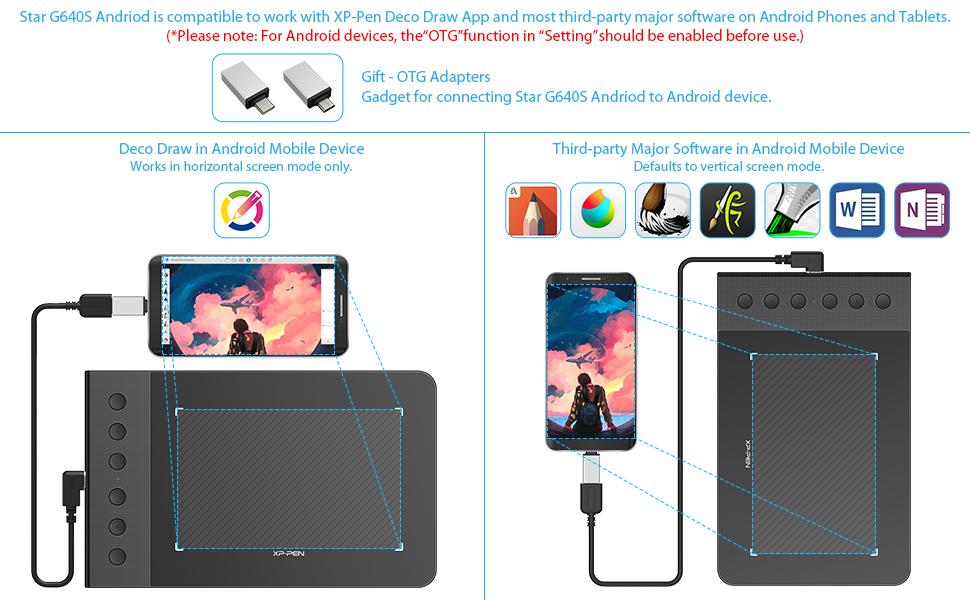 xp-pen drawing tablet