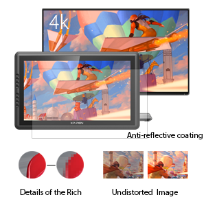 Mua sản phẩm XP-PEN Artist16 Pro 15 6 Inch IPS Drawing Monitor Pen