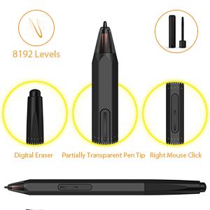 passive pen