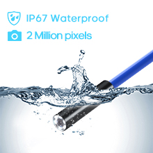 IP67 WATERPROOF