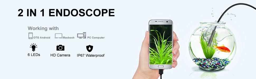 usb borescope