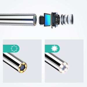 HD otoscope camera