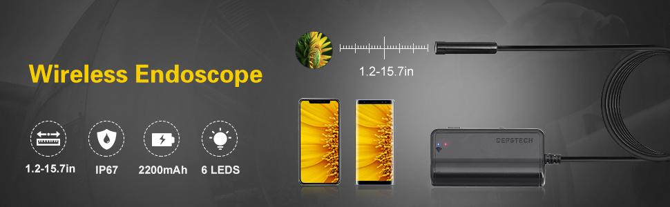 Wireless Endoscope