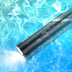 IP 67 water resistant