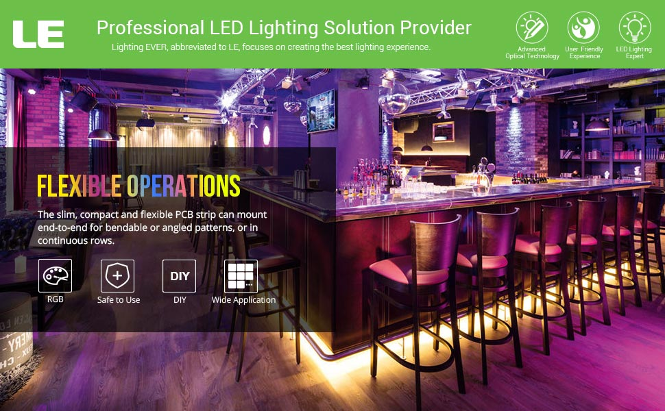 Design Solutions International Inc Led Flexible Lighting Strip Led