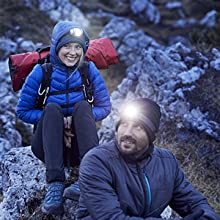 headlamp for climbing hiking