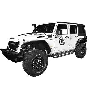 jeep jk slider
