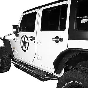 jeep rocker guard