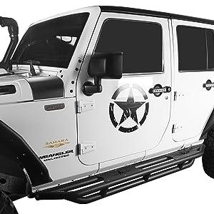 jeep side step