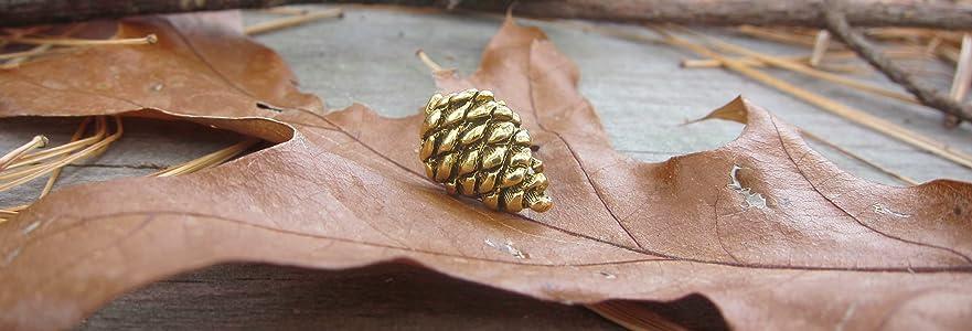 Captivating Gold Pine Cone Lapel Pin  Pine Cones, Conifer Cones, Nature, And Woodland  Lapels