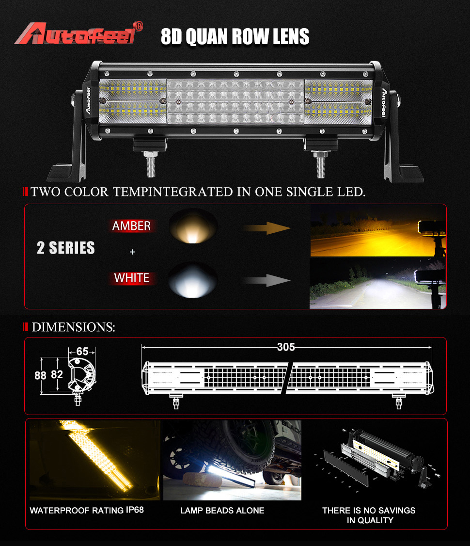 Donne envie Waterproof flashlights that can penetrate through fog