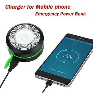Emergency Charging