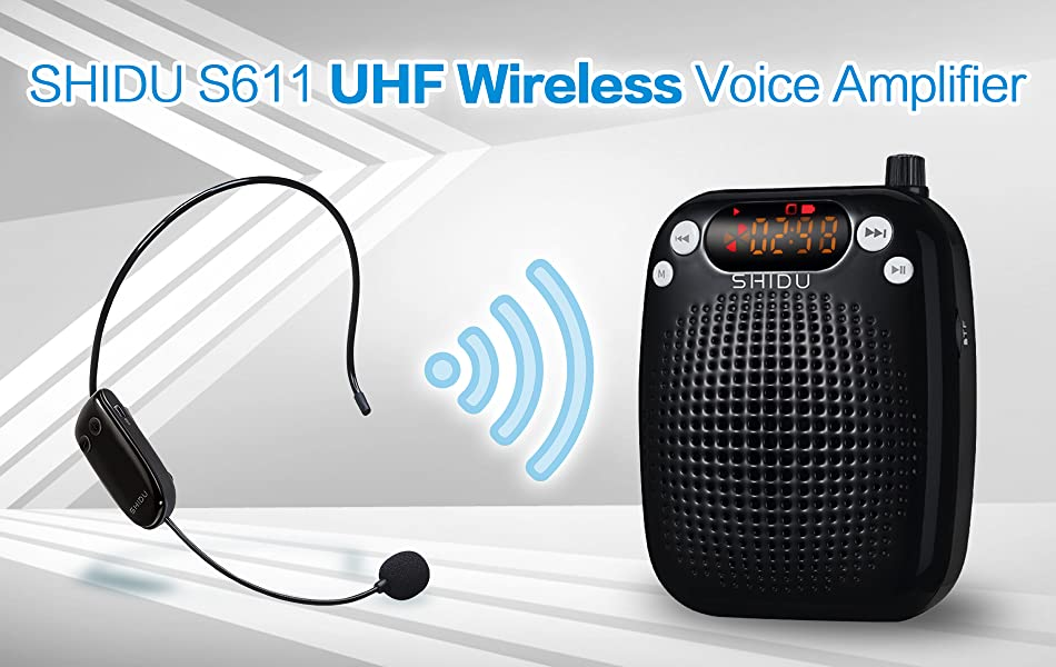 Why Buy this Wireless Voice Amplifier  dfa51c50c70bf