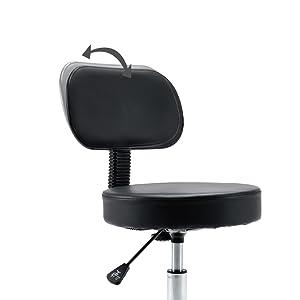 Amazon.com: Taburete ergonómico para manualidades, silla de ...