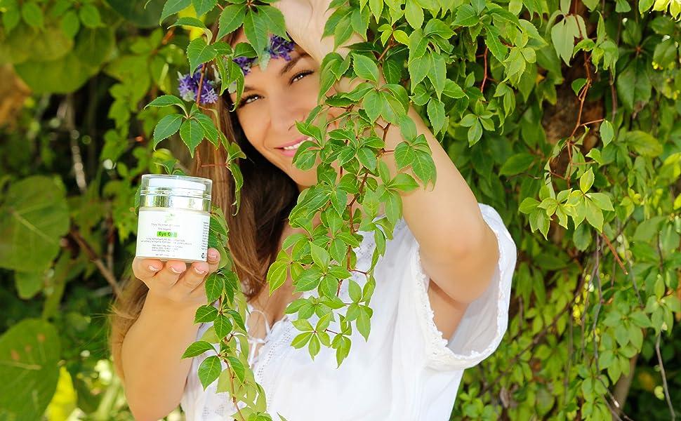 anti wrinkle eye cream natural eye cream organic eye cream natural eye gel anti aging for puffiness