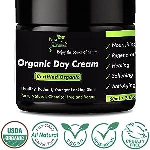 younger looking face cream for daily use 100% natural crema de dia humectante facial mejor crema dia
