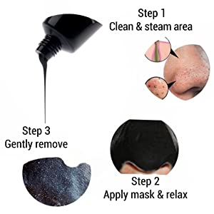 peel off lack mask for men natural mask best treatment for acne detox face mask deep cleansing face