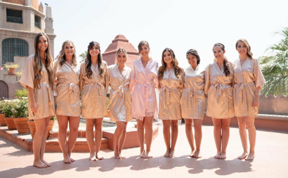 Women's Bathrobes