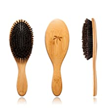 boar bristle brush wooden handle hair brush mens hair brush  boars bristle hair brush hair brush