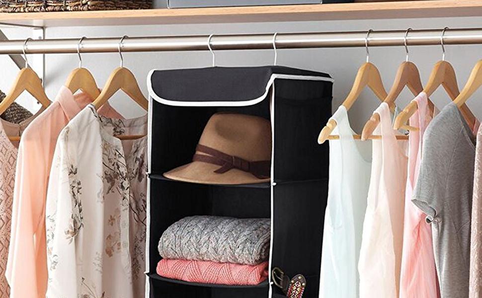 Organize And Maximize Closet Space