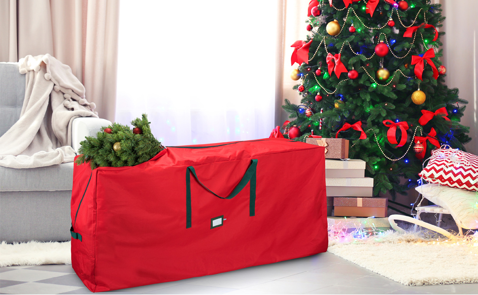extra large christmas tree bag - Christmas Tree Bags Amazon