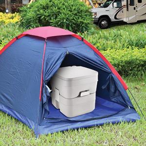 Amazon.com: Portable Toilet Camping Porta Potty - 5 Gallon