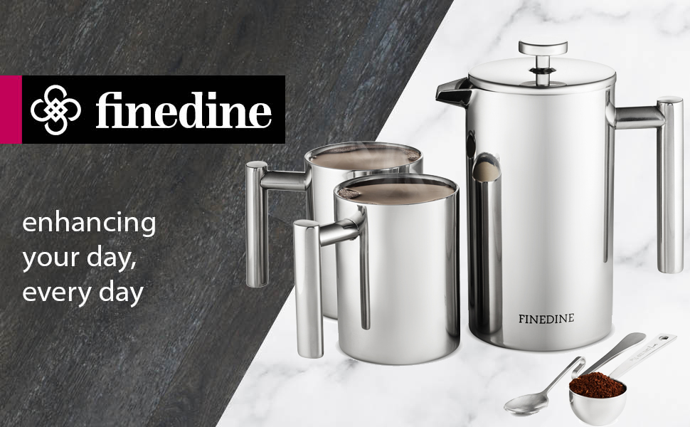 Amazon.com: Acero inoxidable Café Prensa: Kitchen & Dining