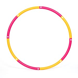 hula hoop workout for women 2lb 2 pounds 2lbs exercise core fitness