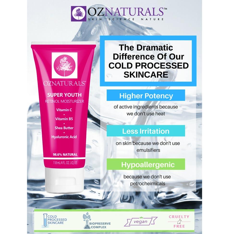 Skin Care Swf: Amazon.com: OZNaturals Pure Retinol Cream