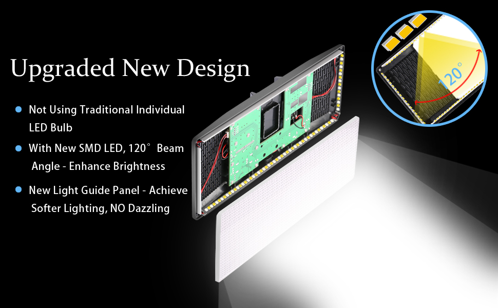 2 Pieces HXY Rechargeble LED Video Light,Super Slim Panel 3200K-5700K LCD Display Screen,Color Temperature Brightness Stepless Adjustment Suitable for Digital SLR Cameras