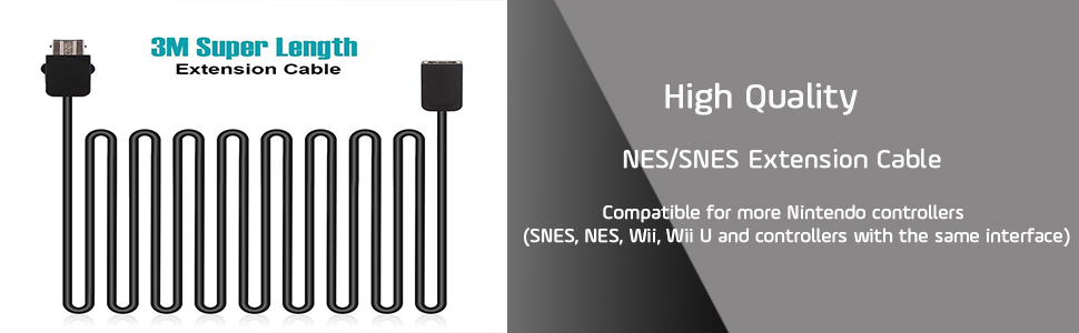 NES/SNES Extension Cable