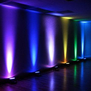 Amazon Com Stage Lights Lalucenatz 18x1w Rgb Led Par