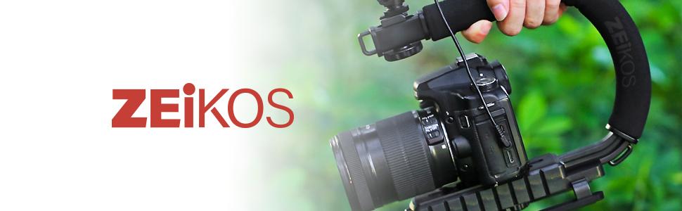 zeikos, zeikosdirect, video bracket
