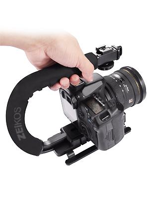 video, dslr, zeikos, zeikosdirect, video stabilizer