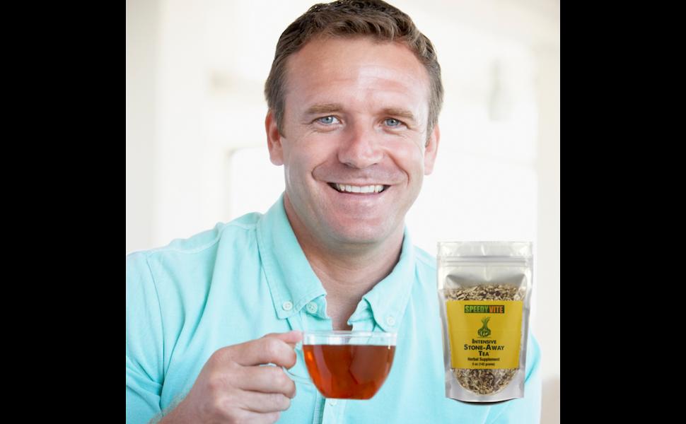 Stone-away tea